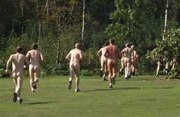 Naturist Foundation 5k Naked Run